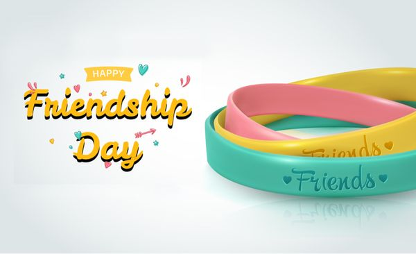 Friendship Day - Together Forever