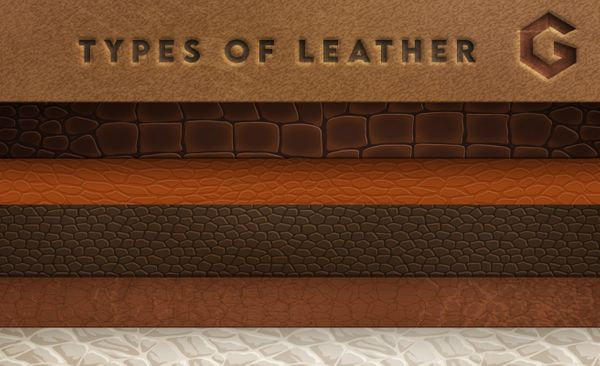 Types of Leather used in Footwear