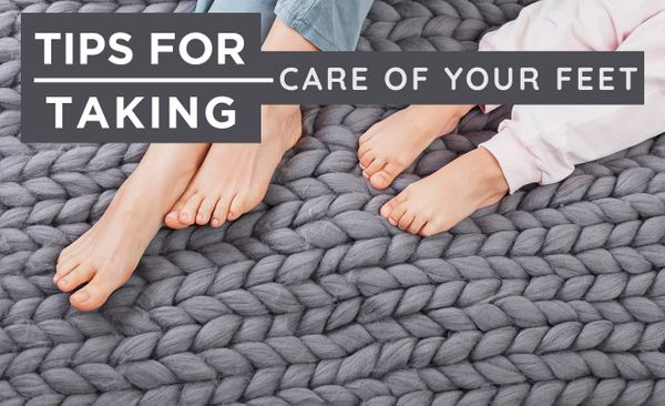 How to care for your feet?