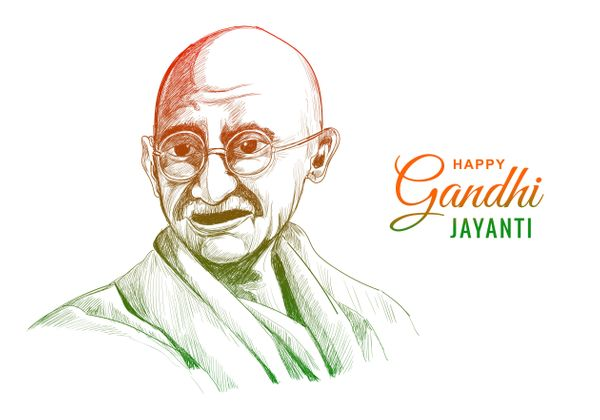Happy Gandhi Jayanthi - International Day of Non-violence